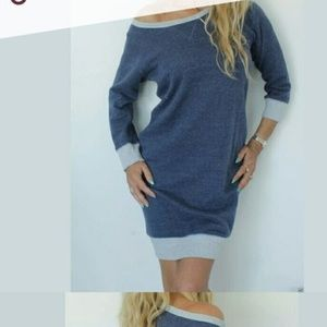 J CREW SWEATSHIRT DRESS ~ XXL ~ COMFY STYLE!!!!